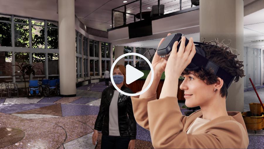 Lift VR Walkthrough Video